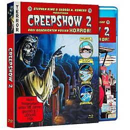 Creepshow 2 - Deluxe Version Im Schuber Inkl. Comi Blu-ray