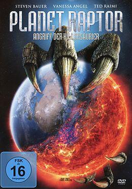 Planet Raptor-Angriff Der Killersaurier DVD