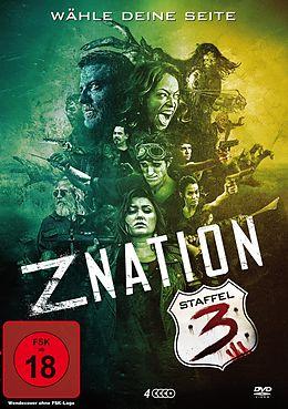 Z Nation-Staffel 3 (4 DVDS Uncut-Edition) DVD