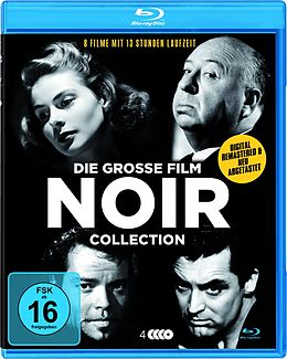 Die Grosse Film Noir Deluxe-collection Blu-ray