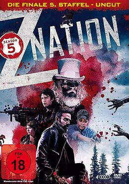 Z Nation - Staffel 5 (uncut) DVD