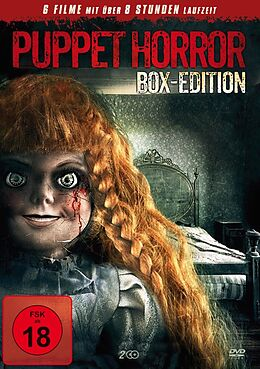 Puppet Horror Box-edition DVD