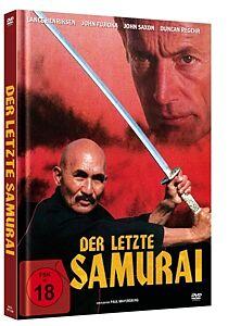 Der letzte Samurai-Limited DVD-Mediabook DVD