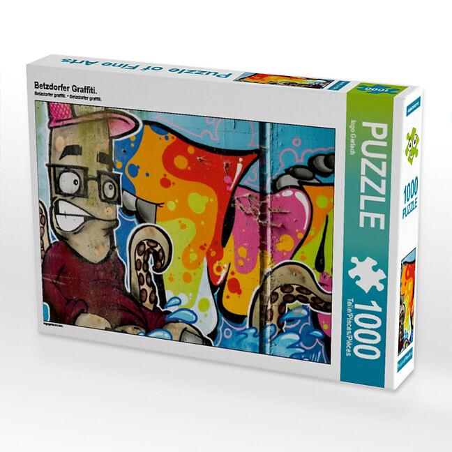 Betzdorfer Graffiti Puzzle Online Bestellen Exlibris Ch