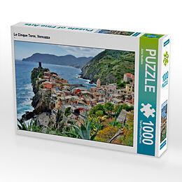 Le Cinque Terre, Vernazza (Puzzle) Spiel