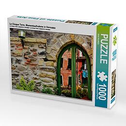 Le Cinque Terre, Momentaufnahme in Vernazza (Puzzle) Spiel