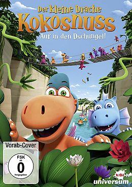 Der kleine Drache Kokosnuss - Auf in den Dschungel DVD