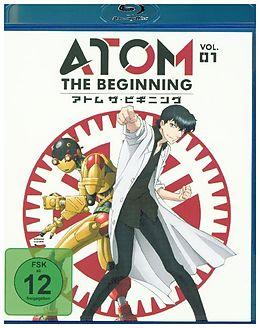 Atom the beginning - Volume 1 - BR Blu-ray