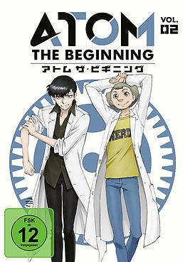 Atom the Beginning DVD