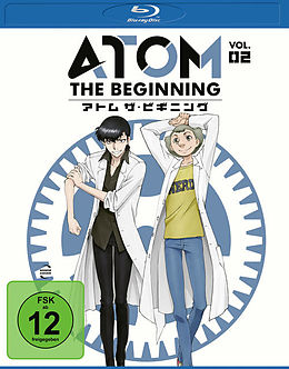 Atom the Beginning Vol. 2 - BR Blu-ray