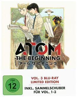 Atom the Beginning Vol. 3 + Sammelschuber - BR Blu-ray