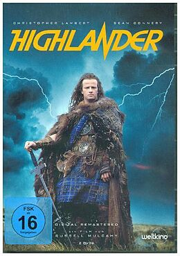Highlander DVD