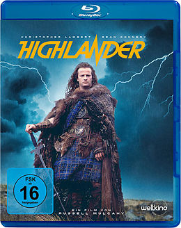 Highlander - BR Blu-ray