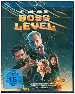 Boss Level Blu-ray