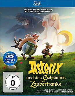 Asterix und das Geheimnis des Zaubertranks 3D Blu-ray 3D