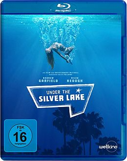 Under the Silver Lake Blu-ray