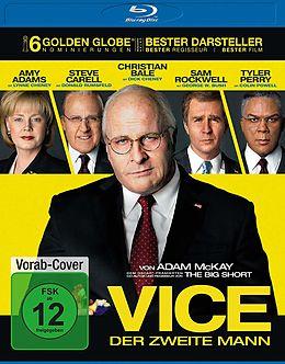 Vice - Der zweite Mann Blu-ray