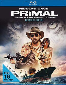 Primal - Die Jagd ist eröffnet - BR Blu-ray