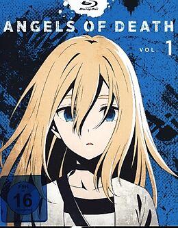 Angels of Death - Vol. 1- BR Blu-ray