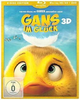 Gans im Glück 3D Blu-ray