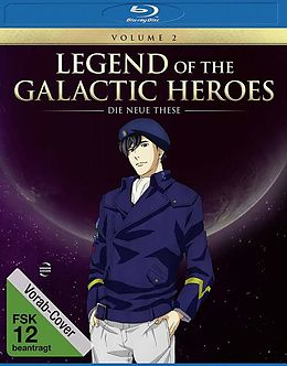 Legend of the Galactic Heroes: Die Neue These - Vol. 2 - BR Blu-ray