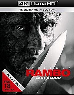 Rambo: Last Blood Blu-ray UHD 4K + Blu-ray