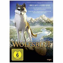Die Abenteuer von Wolfsblut DVD