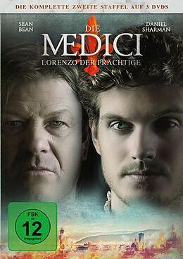 Die Medici - Lorenzo der Prächtige - Staffel 02 DVD