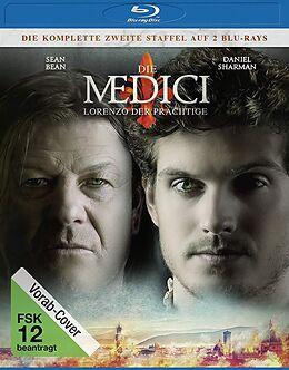 Die Medici: Lorenzo der Prächtige - Staffel 2 - BR Blu-ray