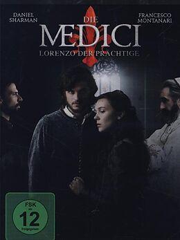 Die Medici - Lorenzo der Prächtige - Staffel 03 DVD
