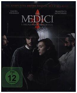 Die Medici: Lorenzo der Prächtige - Staffel 3 - BR Blu-ray