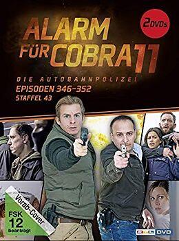 Alarm für Cobra 11 - Staffel 43 DVD