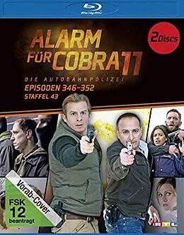 Alarm für Cobra 11 - Staffel 43 - BR Blu-ray