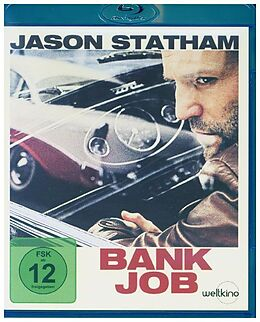 Bank Job Blu-ray