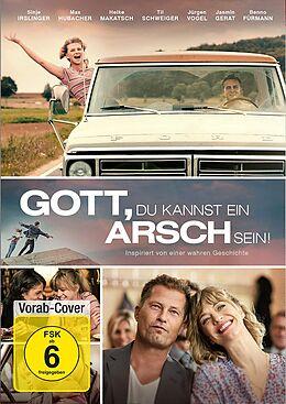 Gott, du kannst ein Arsch sein! DVD