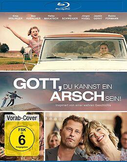 Gott, du kannst ein Arsch sein! Blu-ray