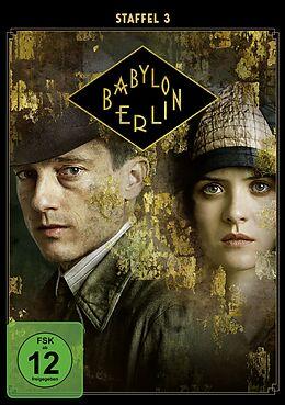 Babylon Berlin - Staffel 03 DVD