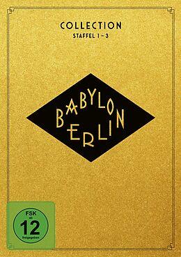 Babylon Berlin - Collection / Staffel 1-3 DVD