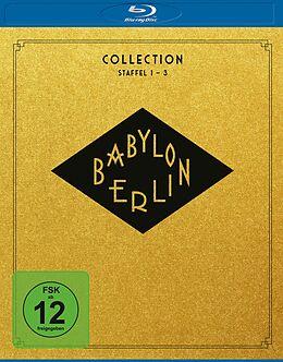 Babylon Berlin - Collection Staffel 1-3 - BR Blu-ray