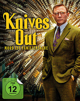 Knives Out - Mord ist Familiensache Mediabook Blu-ray UHD 4K