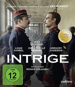 J'accuse - Intrige (d) Blu-ray