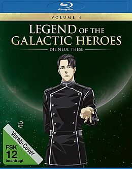 Legend of the Galactic Heroes - BR Blu-ray