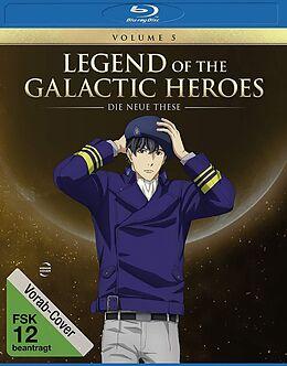 Legend of the Galactic Heroes - Die Neue These Vol. 5 - BR Blu-ray