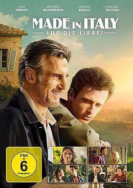 Made in Italy - Auf die Liebe! DVD