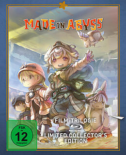 Made in Abyss - Die Film-Trilogie - BR Blu-ray
