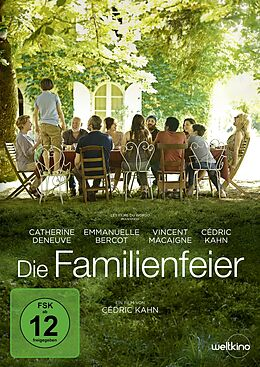 Die Familienfeier DVD