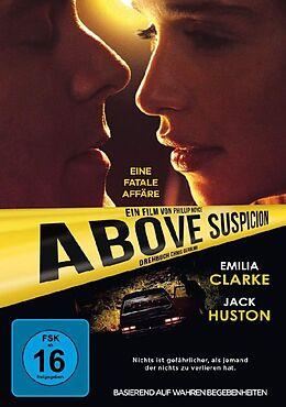 Above Suspicion DVD