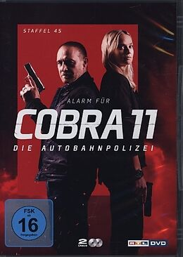 Alarm für Cobra 11 - Staffel 45 DVD
