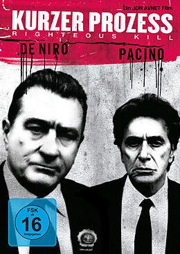 Kurzer Prozess - Righteous Kill DVD