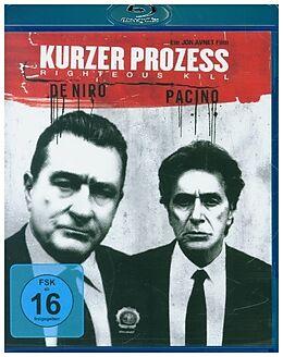Kurzer Prozess - Righteous Kill - BR Blu-ray